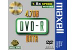 Maxell DVD-R  5-pack