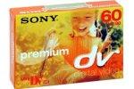 Sony DVM-60 Premium Tape