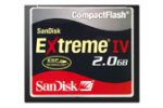SanDisk CompactFlash Card 2Gb Extreme III