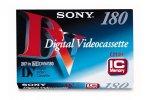 Sony DV180MEM2 met IC memory large tape