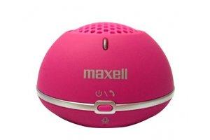 Maxell Mini Bluetooth speaker roze